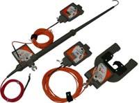 Высоковольтные штанги для измерения напряжения до 40 кВ и тока до 2000 A