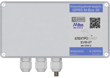 Модуль сбора и передачи данных EVM-07