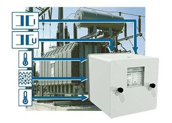 Системы мониторинга трансформаторного масла